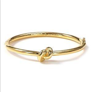Kate Spade Gold Knot Bangle/Bracelet